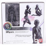 SHF SHFiguarts BODY KUN / BODY CHAN DX SET Action Figure