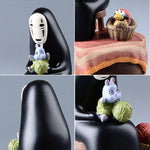 Studio Ghibli My Neighbor TOTORO Resin Music Box