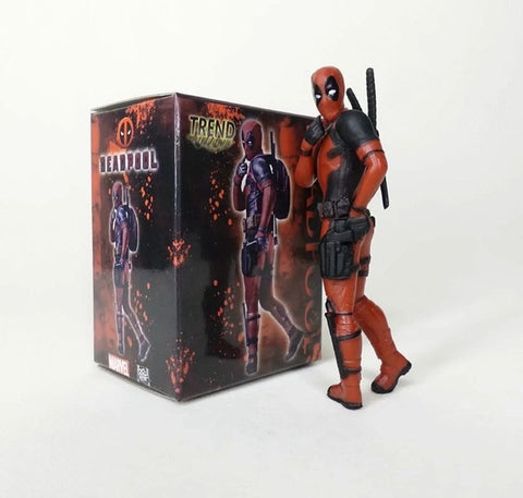 Desk Decoration Deadpool 8cm