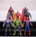 Avengers Action Figure Set