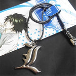 FFVIII, Death Note, Fairy Tail Necklace Cosplay Pendants