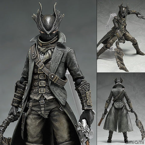 Bloodborne Hunter Ludwig action figure