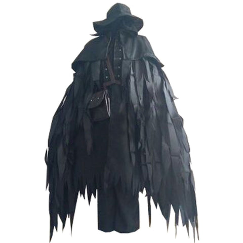 Bloodborne Crowfeather Set Cosplay Costume