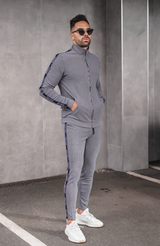 Grey Vérane Smart Track Jacket