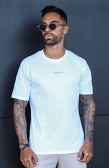 MAUVAIS White Immortality Graphic Tee