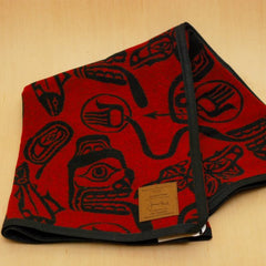 Haida Dreamtime Blanket - James Hart