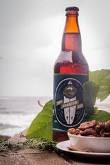 "House Made Nuts and Tofino Brewing Company ""Tuff Sessions"" Ale"