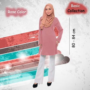 Juliyana Basic Blouse B