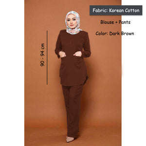 Dacia Cotton Set