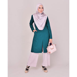 Fazura Long Blouse - HannahSG