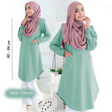 Vana Two Pocket Tunic B
