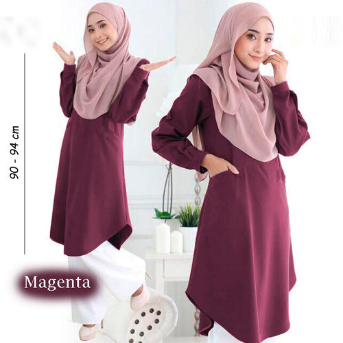 Vana Two Pocket Tunic  A