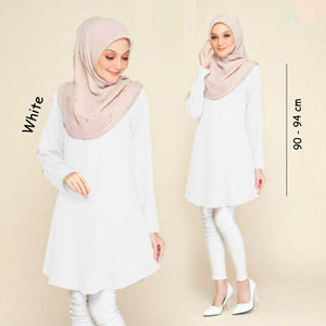 Calista Tunic Blouse