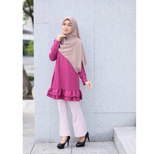 Hawwa Long Blouse - HannahSG