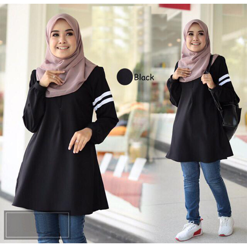 Maya Pocket Blouse - HannahSG