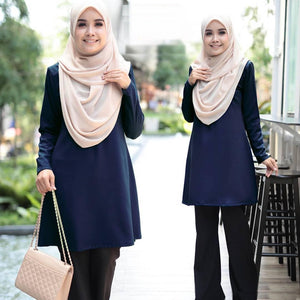 Layla Pocket Blouse - HannahSG