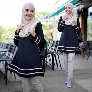 Lina Pocket Blouse - HannahSG