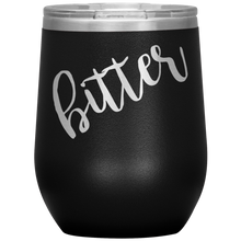 Bitter Wine Tumbler with Lid [You NEED these!!]