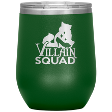 Lady Tremaine Villain Wine Tumbler with Lid