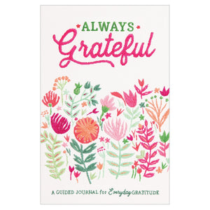 Always Grateful Guided Activity Journal