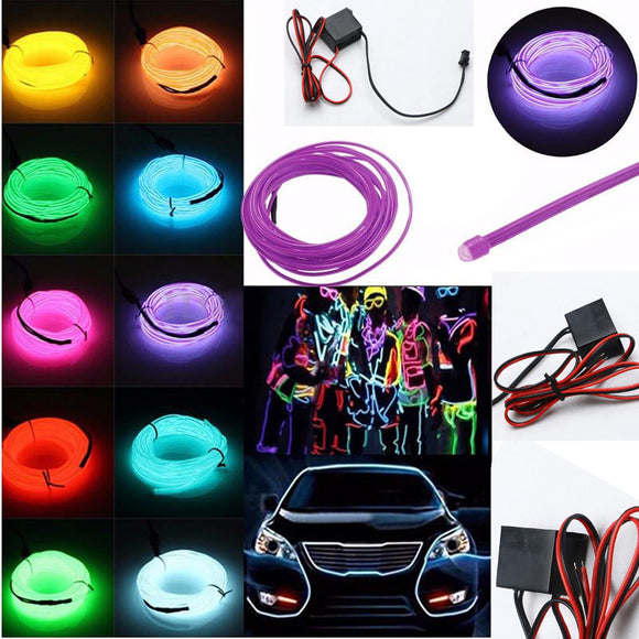 1M/2M/3M/5M Waterproof LED Neon Strip Lighting - Deals Xtreme