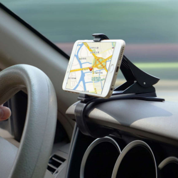 Car Phone Holder with Dashboard Mount - Deals Xtreme