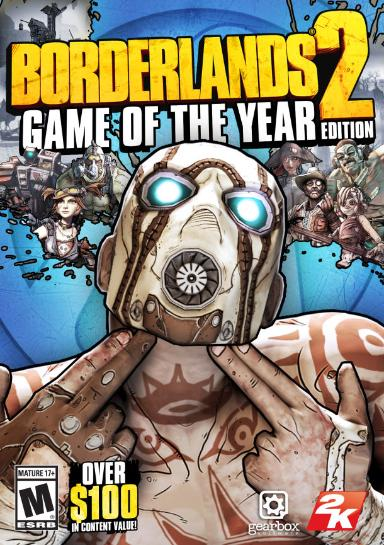 Borderlands 2 (GOTY) - Deals Xtreme
