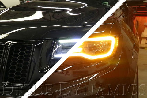 2014-2019 Jeep Grand Cherokee Switchback DRL LED Halos