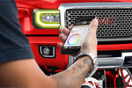 2016+ GMC Sierra: Profile Pixel DRL Boards