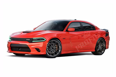 15-17 Dodge Charger: Profile Pixel DRL Boards