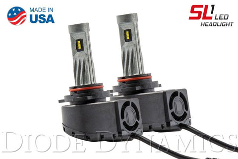 9012 Ram SL1 LED Headlight (pair)
