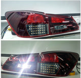 2006-2014 Lexus iS250/350/F Tail Lights