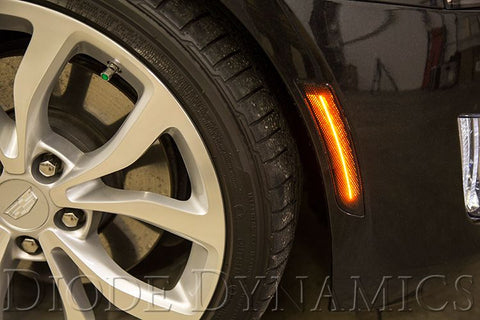 LED Sidemarkers for 2015-2017 Cadillac CTS (non V) (pair)