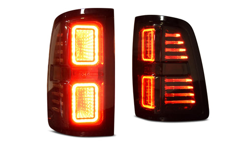 09-18 Dodge Ram XB LED Tail Lights