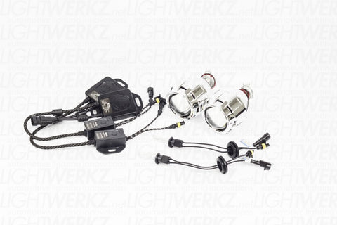 Bi-Xenon Super H1 7.1 Starter Kit