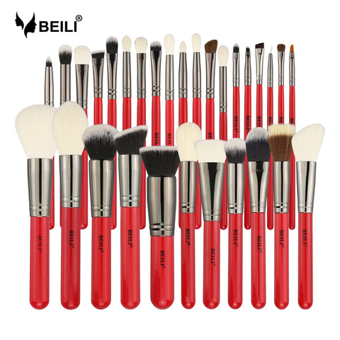 30 Makeup Brushes Set