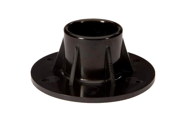 A-114 Air Sentry Adapter Domed Flange 6 ANSI Mounting Holes Slip Fit_RelaWorks