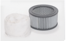 A204 Air Sentry Pleated Filter Replacement Part-RelaWorks