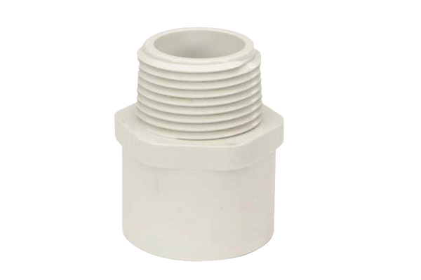 A-409 Air Sentry Adapter PVC Male-RelaWorks