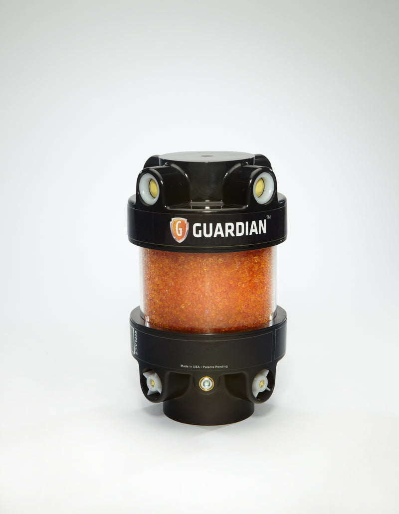 Air Sentry Guardian G5S1B Desiccant Breather-RelaWorks