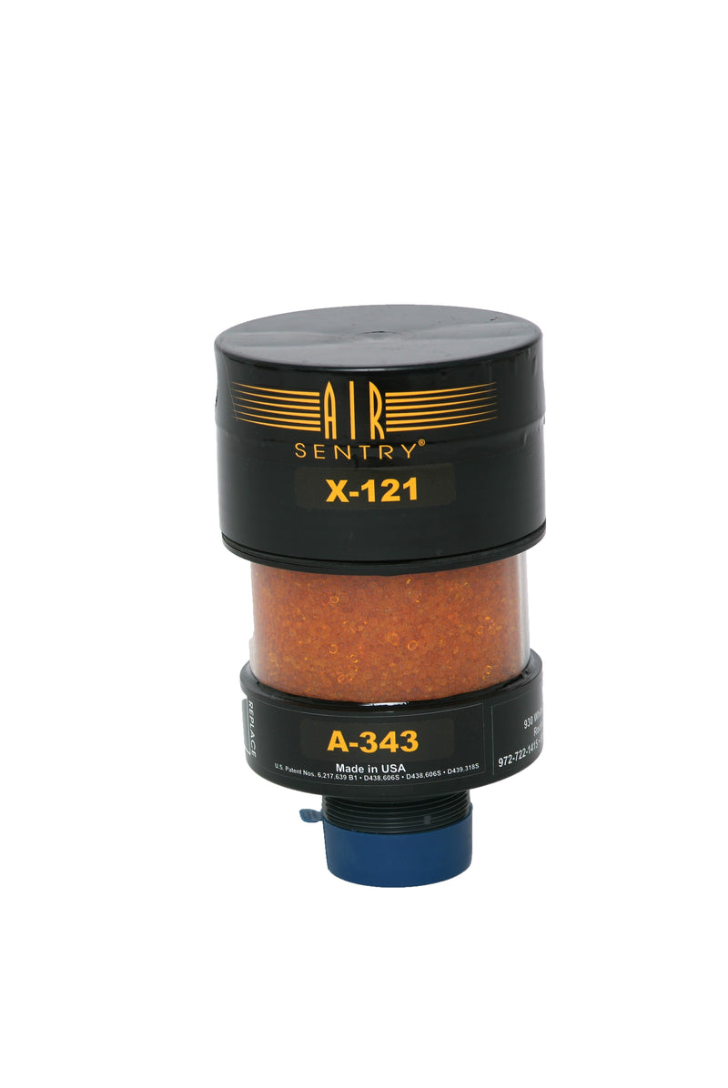 Air Sentry X-121 Desiccant Breather Filter