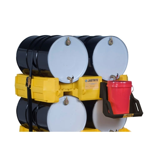 Justrite 2 Drum Management System, Stacker-RelaWorks