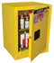 Justrite Benchtop Flammable Safety Cabinet, Aerosols, 4 Gallon-RelaWorks