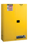 Justrite Flammable Safety Cabinet, 40 Gallon-RelaWorks