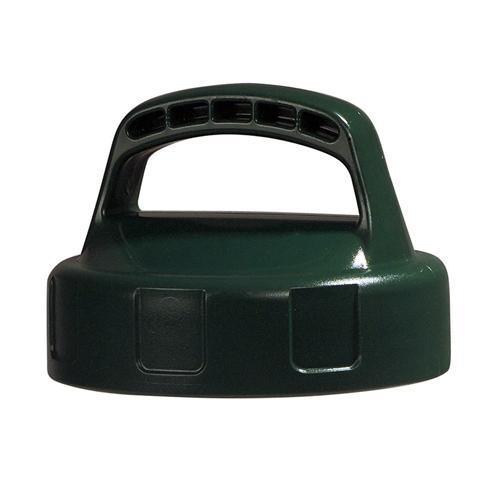 OilSafe Dark Green Storage & Transport Lid - 100104 - RelaWorks