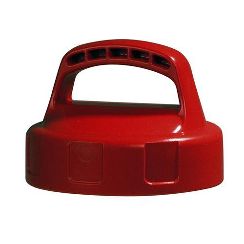 OilSafe Red Storage & Transport Lid - 100108 - RelaWorks