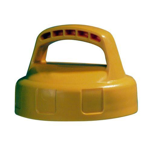 OilSafe Yellow Storage & Transport Lid - 100109 - RelaWorks