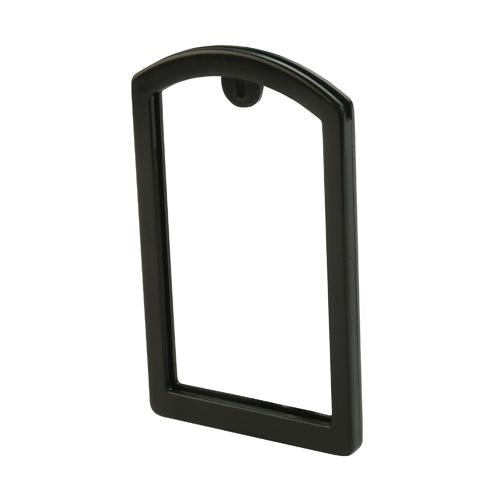 OilSafe Black ID Label Pocket Frame - 200001 - RelaWorks