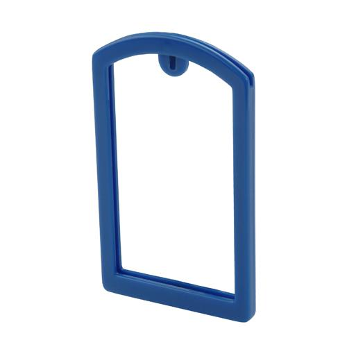 OilSafe Blue ID Label Pocket Frame - 200002 - RelaWorks