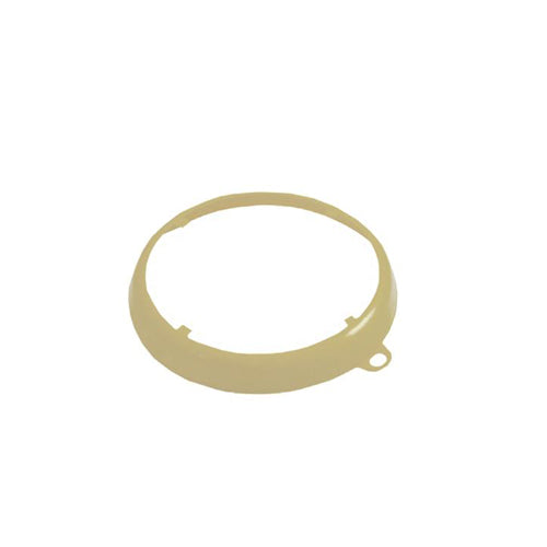 OilSafe Beige Beveled Drum Container ID Ring - 207000 - RelaWorks
